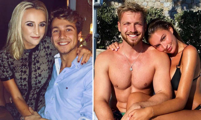 Sam Thompson's ex-girlfriends are all reality star women.