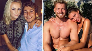 Sam Thompson has dated a string of reality star women.