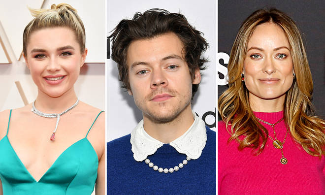 Harry Styles and Florence Pugh star in Don't Worry, Darling