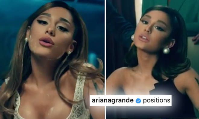Ariana Grande's new single it titled 'Positions,' but is that also the name of the new album?