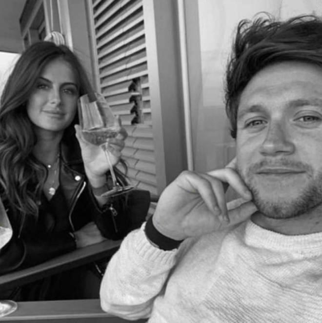 Niall Horan began dating girlfriend Amelia Woolley earlier this year.