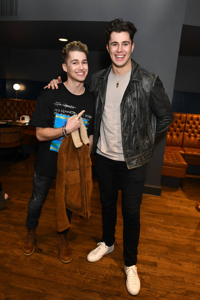 AJ and Curtis Pritchard are heading on a joint tour in 2021