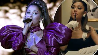 Ariana Grande is keeping quiet on the inspo behind her new songs