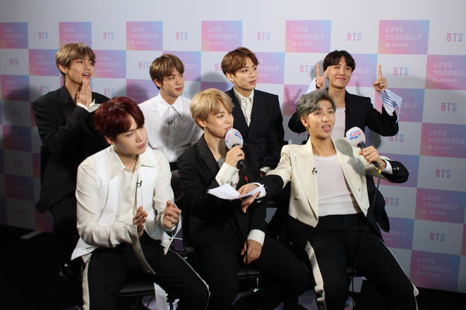 BTS are set to release their 'Burn The Stage' movie in November 2018