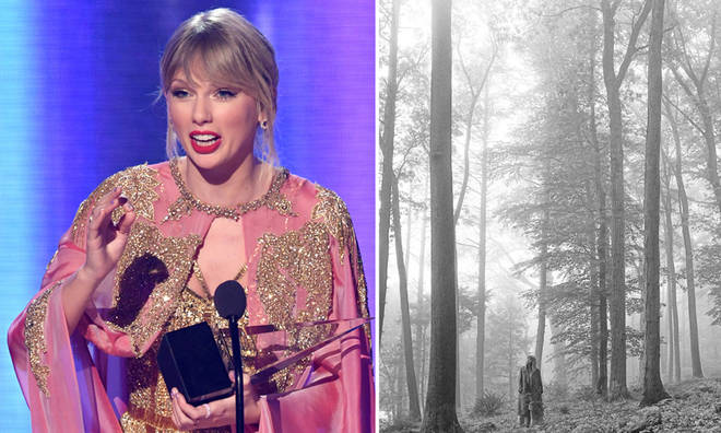 Taylor Swift's 'Folklore' is breaking records