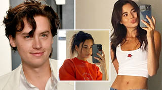 Cole Sprouse is rumoured to be dating Canadian model Reiña Silva