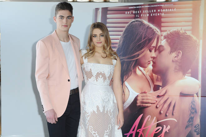 Hero Fiennes Tiffin and Josephine Langford will of course return for After 3 and 4