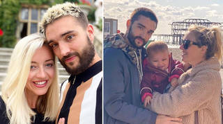 Tom Parker has become a dad for the second time