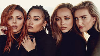 Little Mix hosted a listening party for their upcoming album for their fans