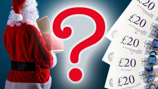 Win £10,000 before Christmas
