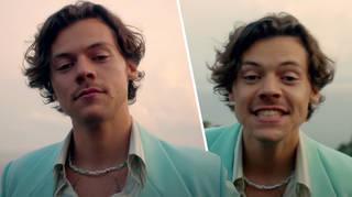 Harry Styles' Golden necklace is in high demand online