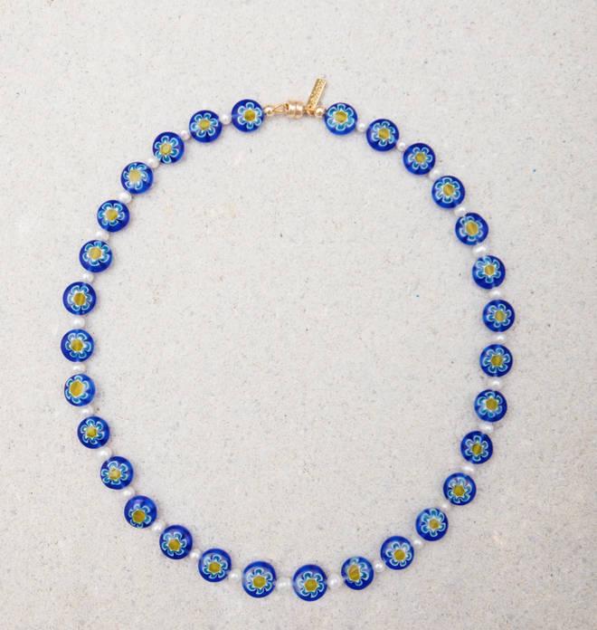 The 'Harry' necklace from Eliou Eliou