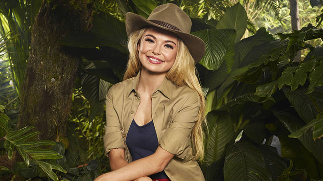 Georgia Toffolo didn't shy away from any Bushtucker trials while in the jungle