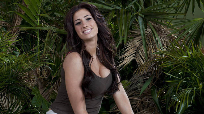 Stacey Solomon was fresh off X Factor for her I'm a Celeb stint