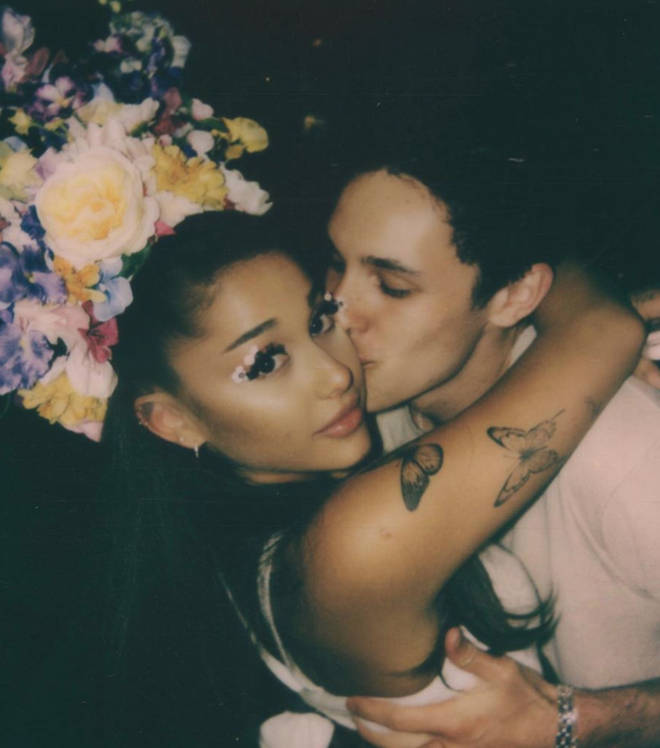 Ariana Grande is more in love than ever with her boyfriend. But what's his name?