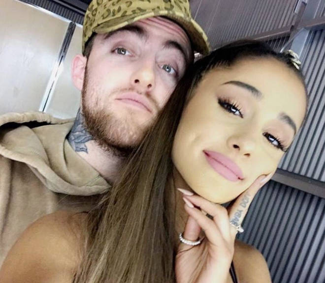 Ariana Grande and Mac Miller were in a relationship for two years. But when did they split?