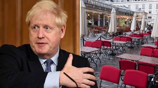 Boris Johnson announces a new lockdown
