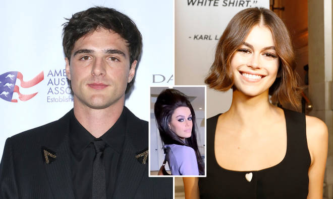 Jacob Elordi and Kaia Gerber went Instagram official