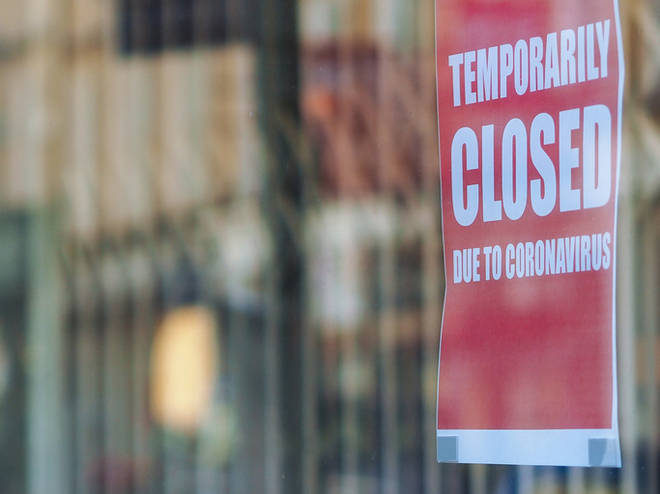 Only essential shops can stay open during lockdown in England