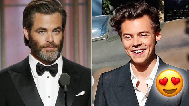 Chris Pine and Harry Styles both star in Don't Worry, Darling