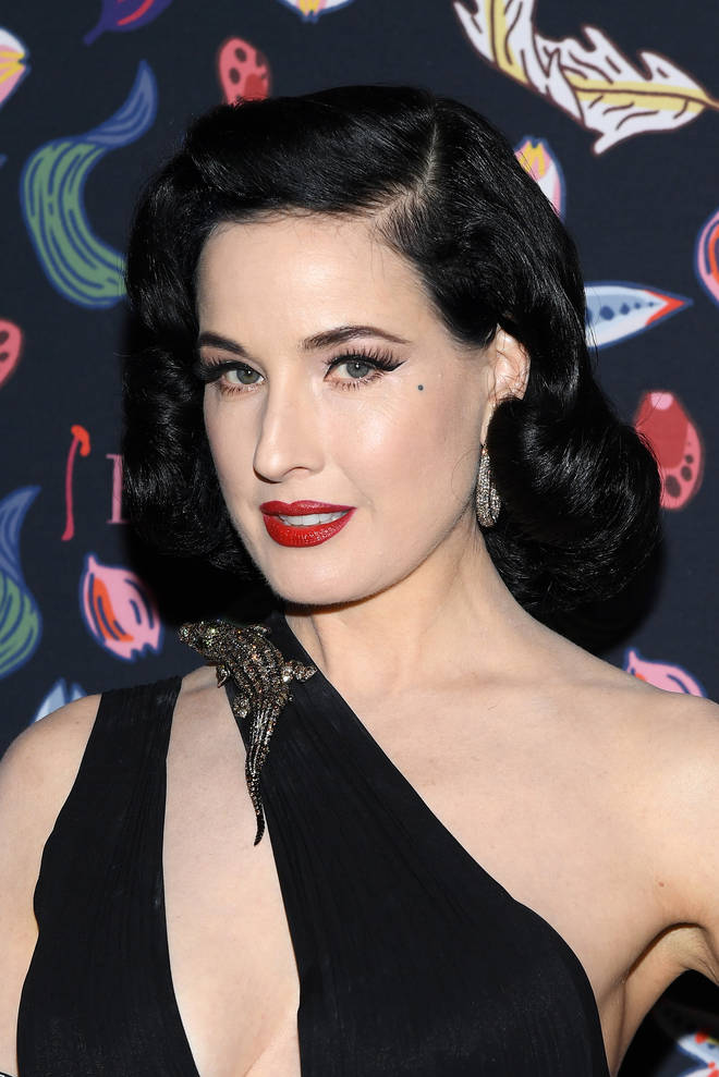 Dita Von Teese will star in Don't Worry, Darling