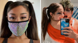 Ariana Grande shades TikTok stars for heading out during pandemic