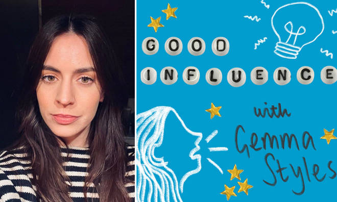 Gemma Styles is launching a feel-good podcast