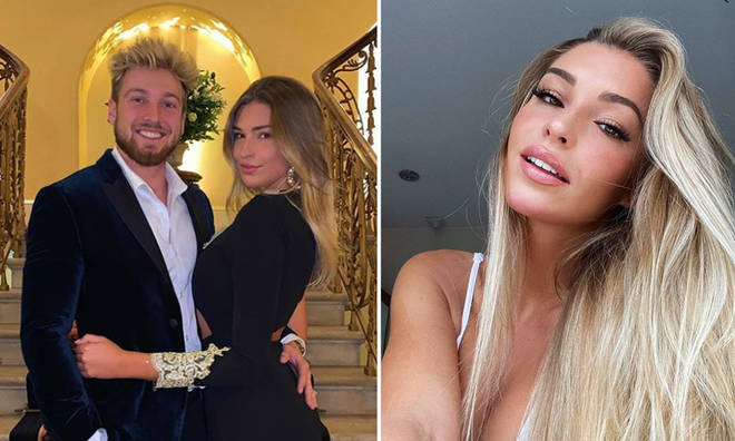 Zara McDermott and Sam Thompson have sparked speculation they're back together