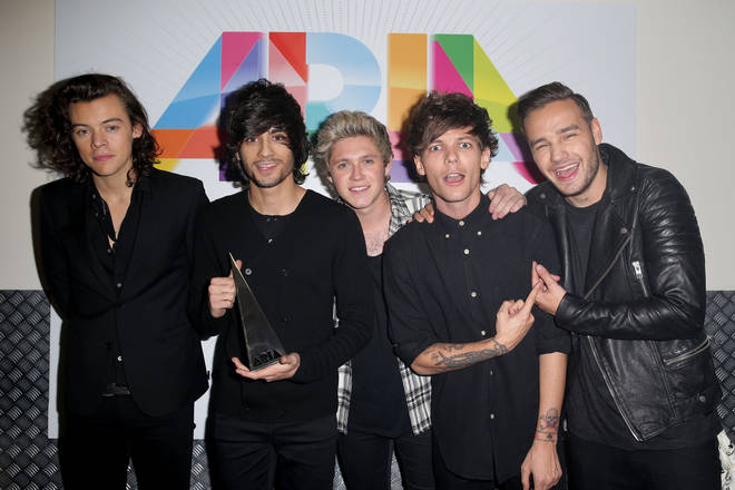 One Direction went on hiatus in 2015