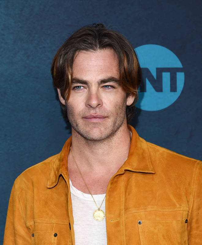 Chris Pine also stars in Don't Worry, Darling