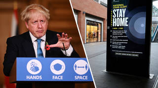 Boris Johnson insisted four weeks in lockdown is enough