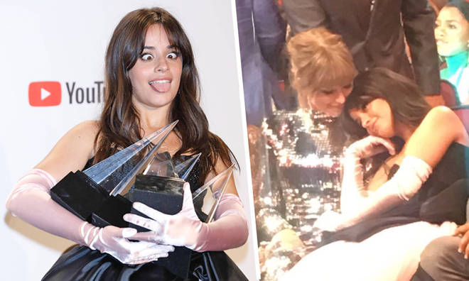 Camila Cabello S Best Moments You Missed From The American Music