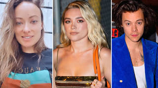 Don't Worry Darling stars Florence Pugh and Harry Styles