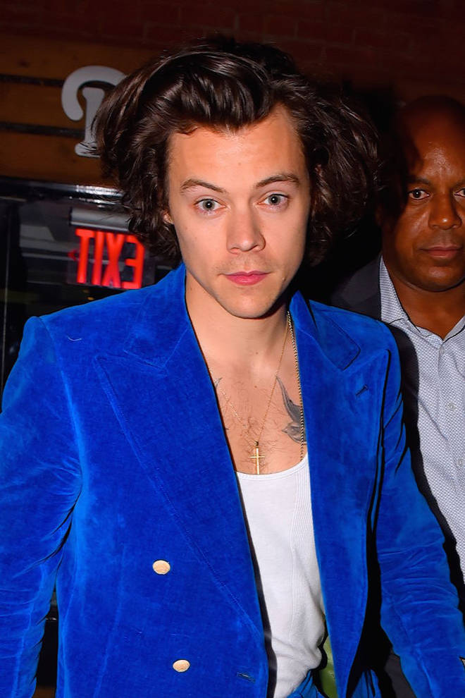 Harry Styles is the lead in Don't Worry, Darling