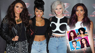 Little Mix released their first album in 2012