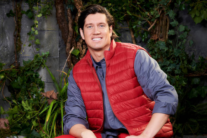 Vernon Kay is joining the I'm A Celeb 2020 line-up