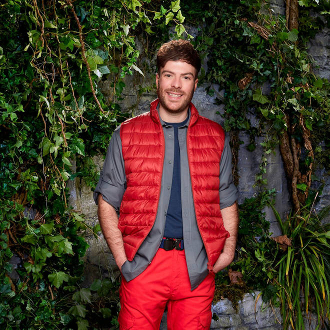 Jordan North joins I'm A Celebrity, this year