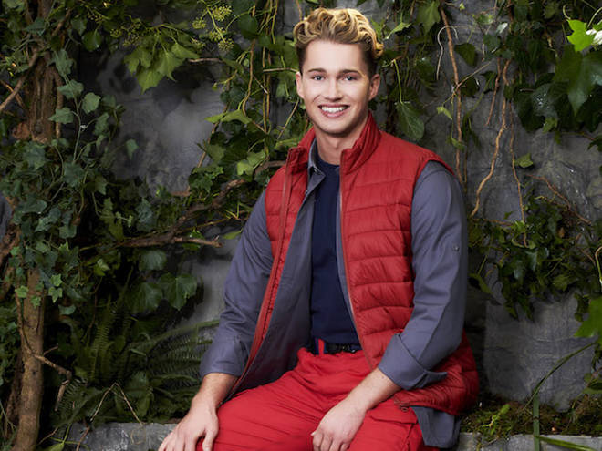 Strictly star, AJ Pritchard, has joined the I'm A Celebrity line-up
