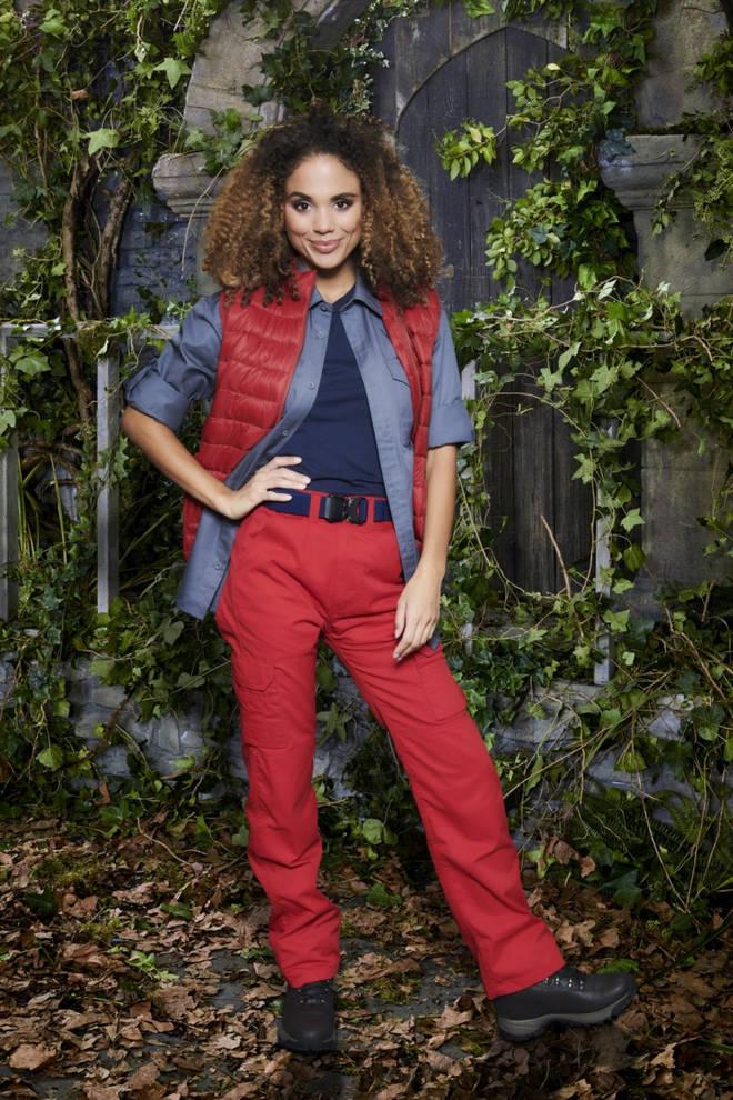 Soap star, Jessica Plummer, joins the I'm A Celebrity line-up