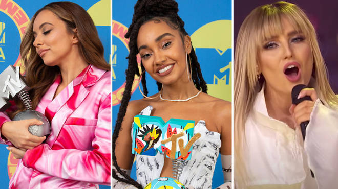 Little Mix slayed at the EMAs 2020