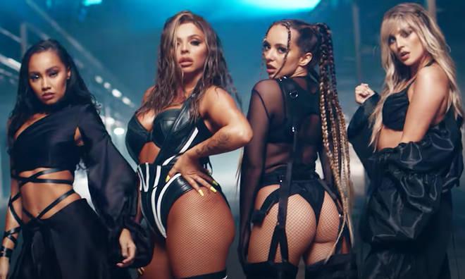 Perrie Edwards defends Little Mix's raunchy lyrics