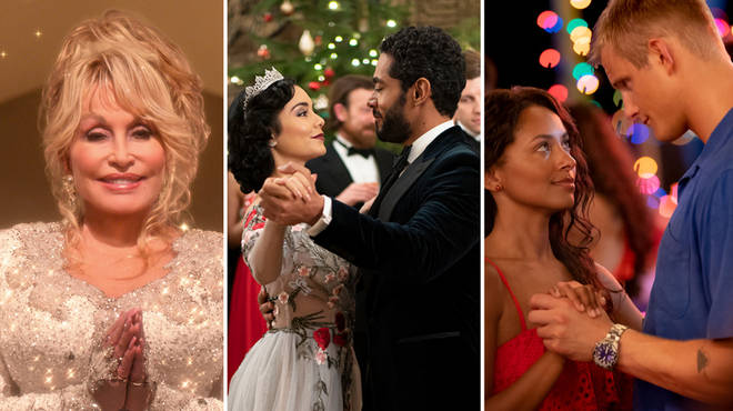 Netflix have amped up their Christmas content for 2020