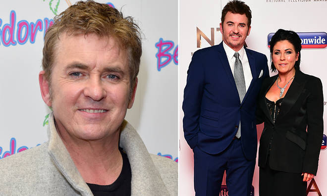 Shane Richie is part of the I'm A Celeb 2020 line-up.