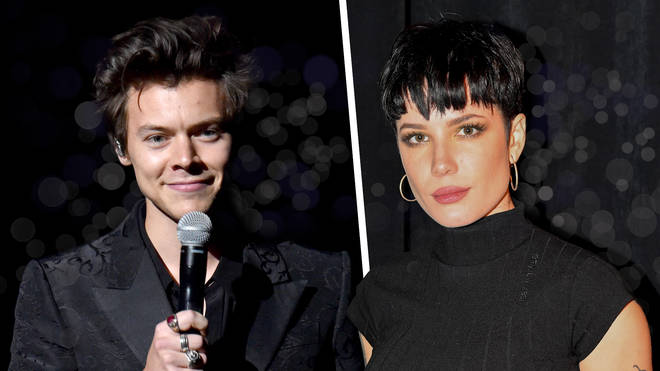 Halsey told Vogue Magazine that Harry Styles was a dream collaboration