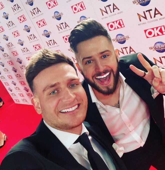 Woody and Kleiny will be making TikTok videos for I'm A Celeb