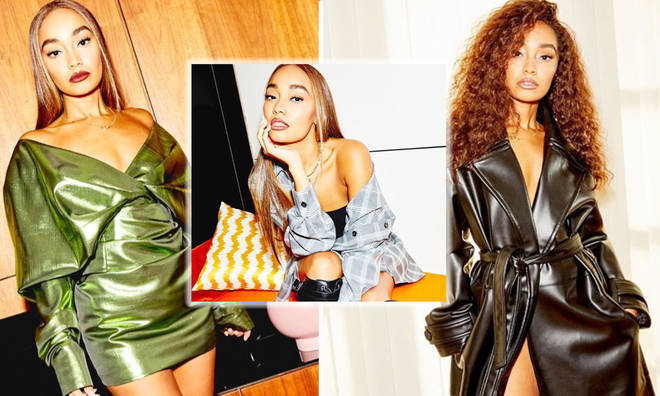 Leigh-Anne drops dreamy range with ASOS