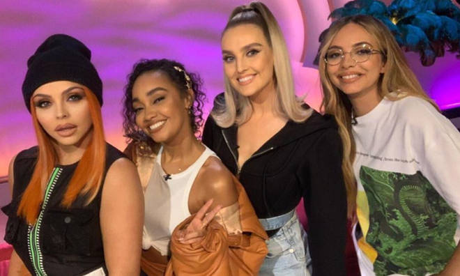 Little Mix The Search ended in October but which band won?