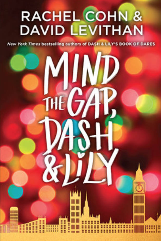 There are two more books in the Dash & Lily series