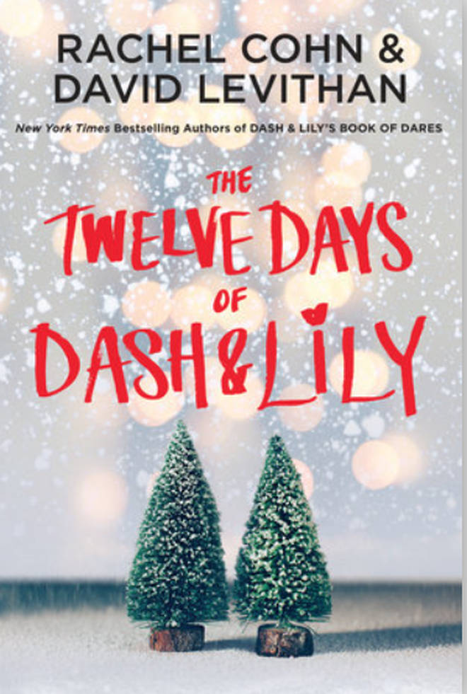 The second book in the Dash & Lily series