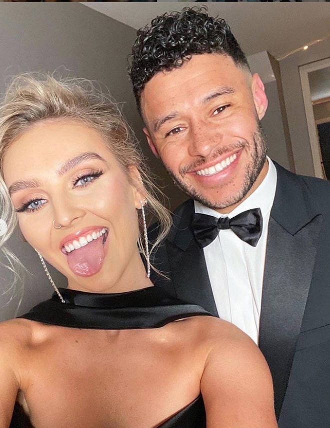 Perrie Edwards and Alex Oxlade-Chamberlain have been together since 2016